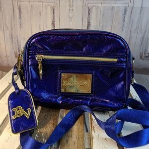 Betseyville handbag purse bag tote crossbody metal